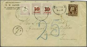 Corinphila veilingen Auction 236: Netherlands Colonies - The J.F. de Beaufort collection