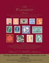 Daniel F. Kelleher Auctions Auction #676 Flagship US, British and Worldwide Stamps and Postal History