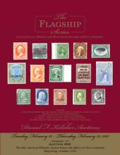 Daniel F. Kelleher Auctions Auction #696 -Flagship US, British and Worldwide Stamps and Postal History