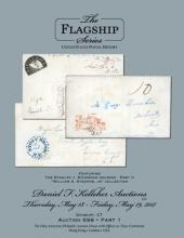 Daniel F. Kelleher Auctions Auction #699 -Flagship United States Postal History, FDCs and WWII Patriotics, Zeppelin Flights and Related
