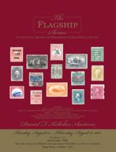 Daniel F. Kelleher Auctions Auction #702 - Flagship US, British and Worldwide Stamps and Postal History