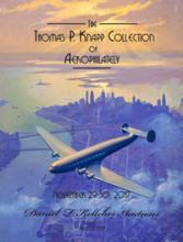 Daniel F. Kelleher Auctions Sale 707 The Knapp Collection of Airmail Flights