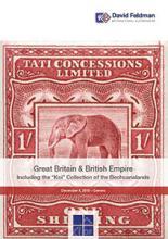 David Feldman S.A. Great Britain & British Empire | Autumn Auction Series day 2