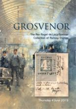 Grosvenor Auctions The Rev Roger de Lacy-Spencer Collection of Railway Stamps