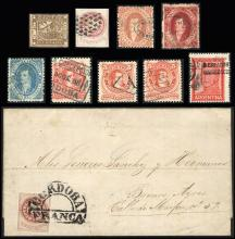 Guillermo Jalil - Philatino Auction #1801-  ARGENTINA: