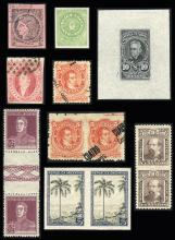 Guillermo Jalil - Philatino Auction #1802-  ARGENTINA: Small but