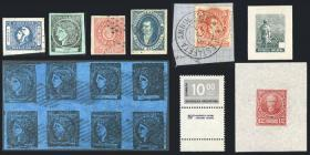 Guillermo Jalil - Philatino Auction #1814-  ARGENTINA: General auction with very low starts!