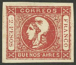 Guillermo Jalil - Philatino Auction # 1913 ARGENTINA: