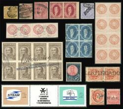 Guillermo Jalil - Philatino Auction # 1917 ARGENTINA: Special auction with rarities, and very good material!