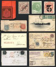 Guillermo Jalil - Philatino Auction #1928 WORLDWIDE + ARGENTINA: General Winter auction