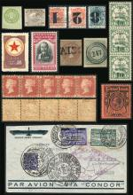 Guillermo Jalil - Philatino Auction #1933 WORLDWIDE + ARGENTINA: General late Winter auction