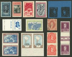 Guillermo Jalil - Philatino Auction #1934 ARGENTINA: Auction with interesting lots at budget prices!