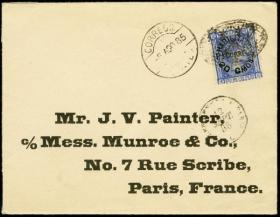 H. R. Harmer Inc Sale 3018: Spanish & U.S. Philippines and United States Territories & Possessions Stamps, Covers and Collections