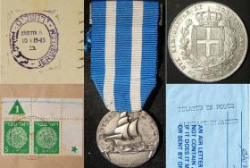 Historama Auction #4 World Coins & Medals + Specialized Holyland Postal History