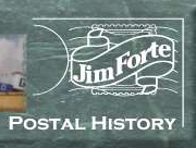 Jim Forte Postal History Sale List 2017