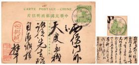 John Bull Stamp Auctions Fukui Kazuo's Collection of Manchuria, Manchukuo and WWI, WWII Postal History