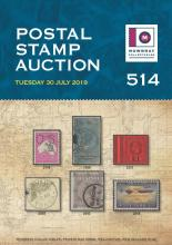Mowbray Collectables ​Postal Stamp Auction #514