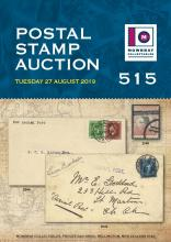 Mowbray Collectables ​Postal Stamp Auction #515