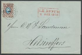 Philatelic Service of Finland Ltd Hellman Auction #93
