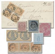 Postiljonen AB International Auction #208 & Special Auction #209