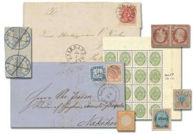 Postiljonen AB International Auction #210 & #211