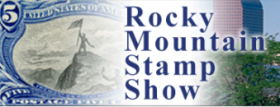 Rocky Mountain Philatelic Library auction at the Rocky Mountain Stamp Show