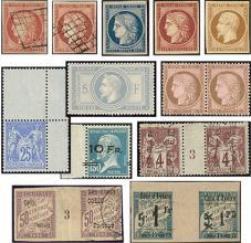 ROUMET S.A.S. Mail Auction #547
