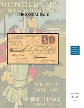 Schuyler J. Rumsey Auctions, Inc. Auction # 71 - The Sescal Sale