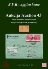 SFK Auctions Public auction #43 on