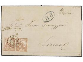 Soler Y Llach Postal History of Catalonia #470-2