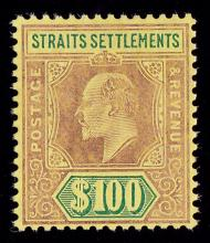 Status International Public Auction #334 - Stamps and Covers
