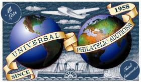 Universal Philatelic Auctions Sale #59
