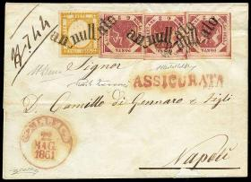 Vaccari srl public auction #91 - Philately Postal History