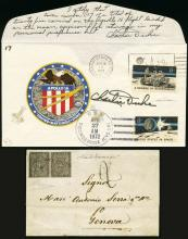 Vaccari srl Vaccari public auction - Philately - Postal History - Space - Postcards
