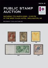Mowbray Collectables ​Public Stamp Auction #36