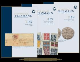 Auktionshaus Ulrich Felzmann GmbH & Co. KG Auction 169