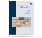 Auktionshaus Ulrich Felzmann GmbH & Co. KG Auction 170 International Autumn Auction 2020 Day 3